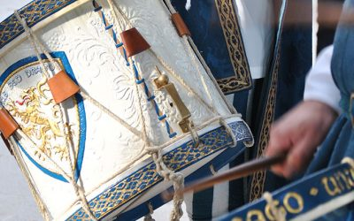 Tamburini e chiarine dei Canneti. Via alle prove 2018, ogni venerdì all'Ottagono