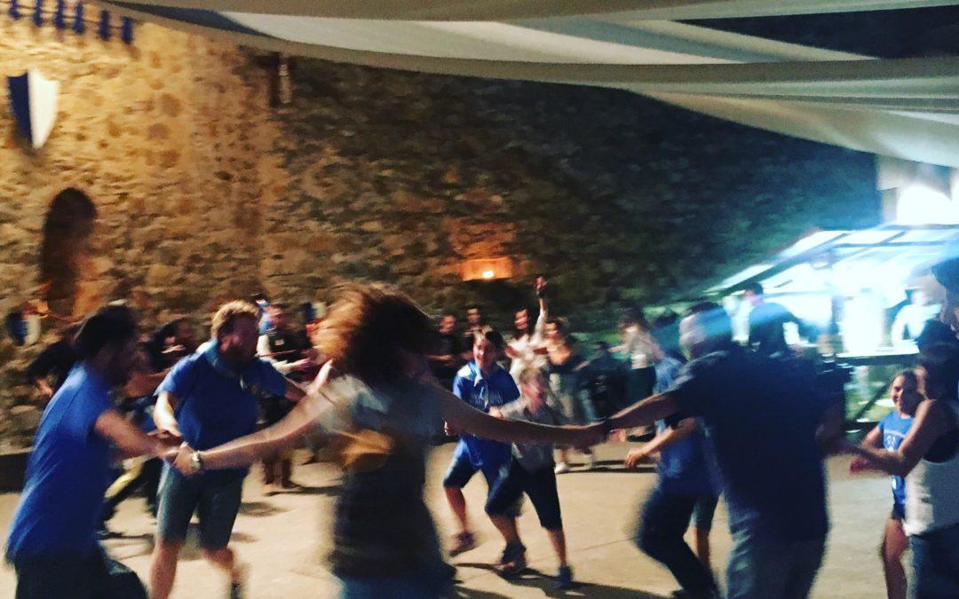 Birra, porchetta e musica alla Taverna di Porta Nuova.  Il Bianco e l'Azzurro al via