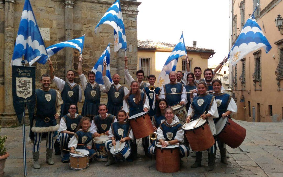 Applausi di piazza in piazza. Con Volterra AD1398 prosegue l'estate cannetina