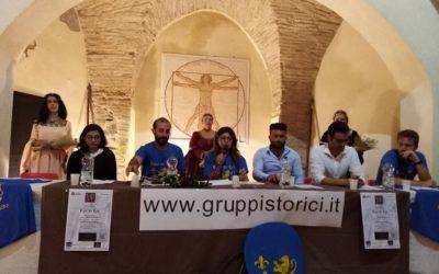 Lion du Lys lancia il progetto Gruppi Storici. Ci sono anche i Canneti