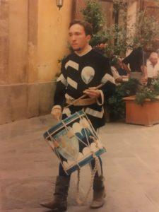 Lorenzo Benocci 1996