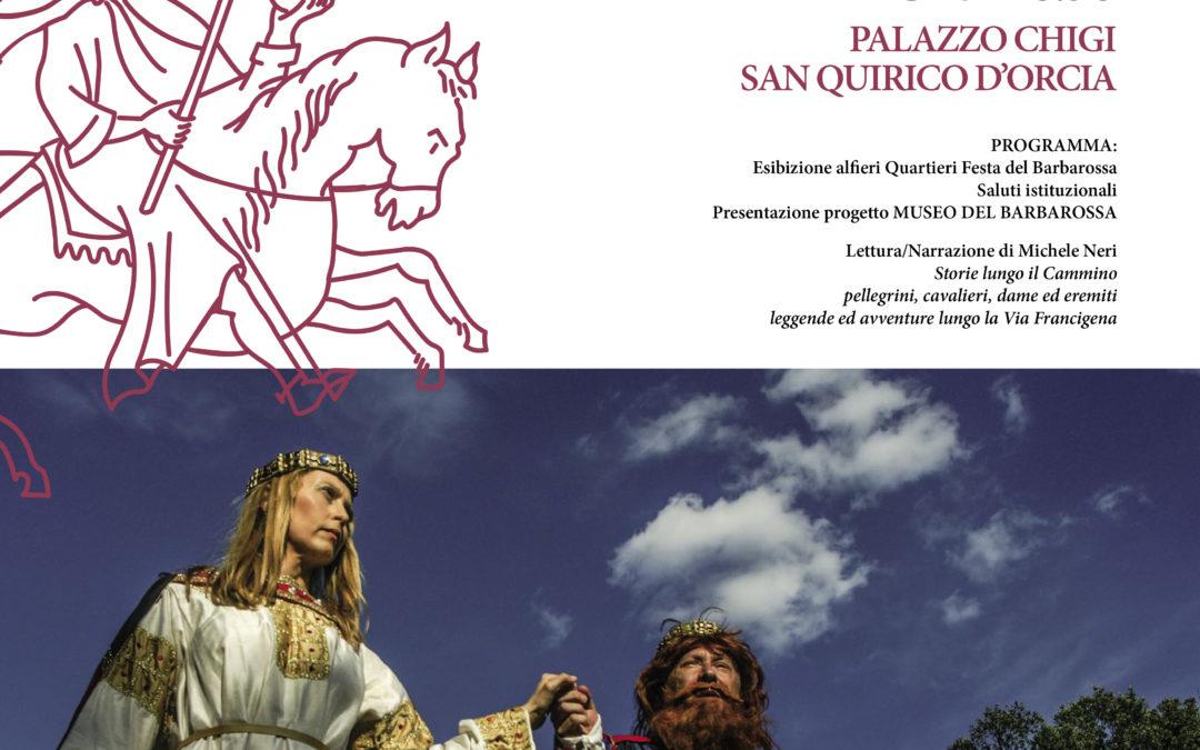Sabato 2 marzo inaugurazione nuovo Museo del Barbarossa Orfeo Sorbellini