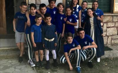 Sabato 28 settembre la Cena della Vittoria Barbarossa De' Citti Alfieri 2019