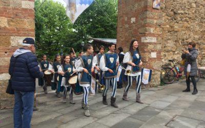 Canneti, via agli allenamenti 2020 per tamburini e chiarine. Da lunedì 11 novembre