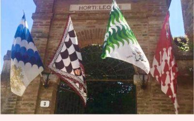 Uniti contro il Coronavirus. Raccolti 8.500 euro dai Quartieri della Festa del Barbarossa per l'ospedale Le Scotte di Siena