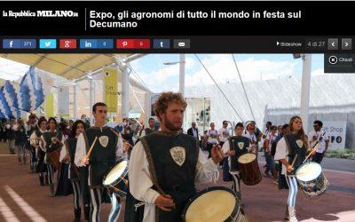 Expo 2015 Milano – La Repubblica