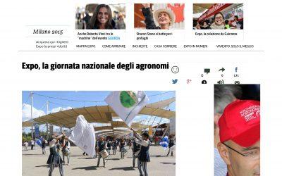 Expo 2015 Milano – Corriere della Sera