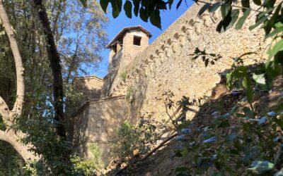Mura esterne degli Horti Leonini, intervento di riqualificazione e valorizzazione da 163.500 euro. E nascerà percorso Barbarossa